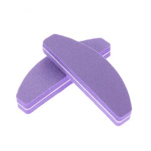 5 шт в форме полумесяца пилочка для ногтей 100/180 губчатый мини ногтей буферный блок Файлы для УФ гель для ногтей красочные маникюрный набор для шлифовки ногтей инструменты|Пилки для ногтей и буферы|   | АлиЭкспресс