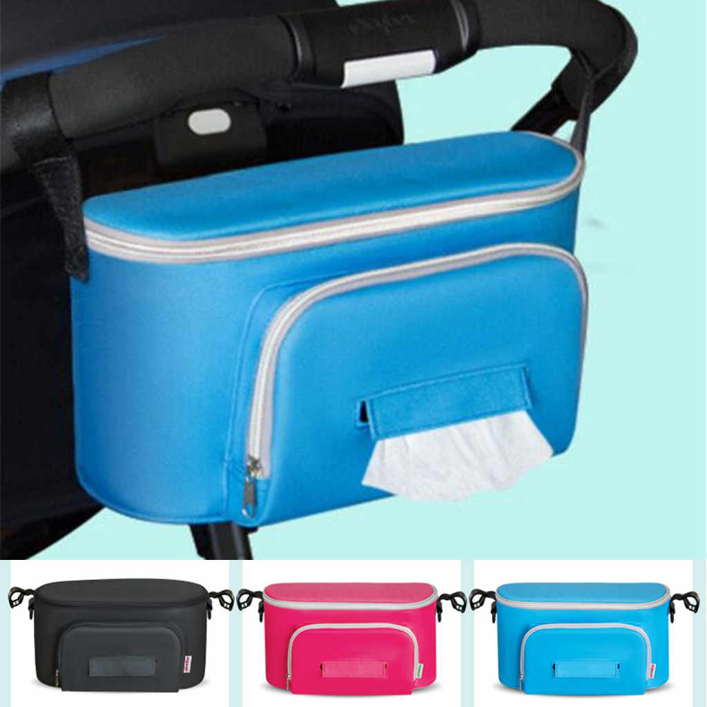 2019 New Stroller Storage Bag  Baby Car Bag Mummy Bag Must-Have Baby Car Accessories baby car utility bag