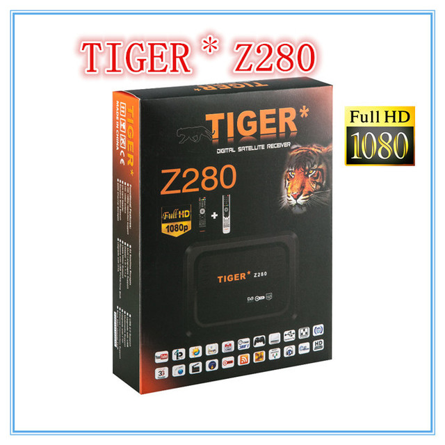 flash tiger z280