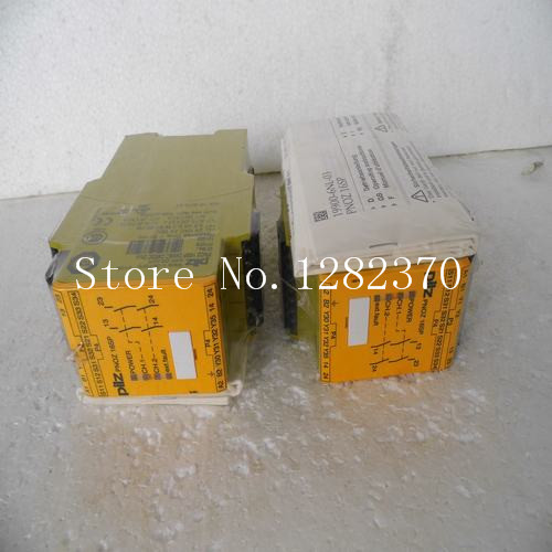 New PILZ safety relays PNOZ 16SP 24VAC 24VDC 2n / o Spot 777 070 new pilz safety relays pnoz x3 24vac 24vdc 3n o 1n c 1so spot