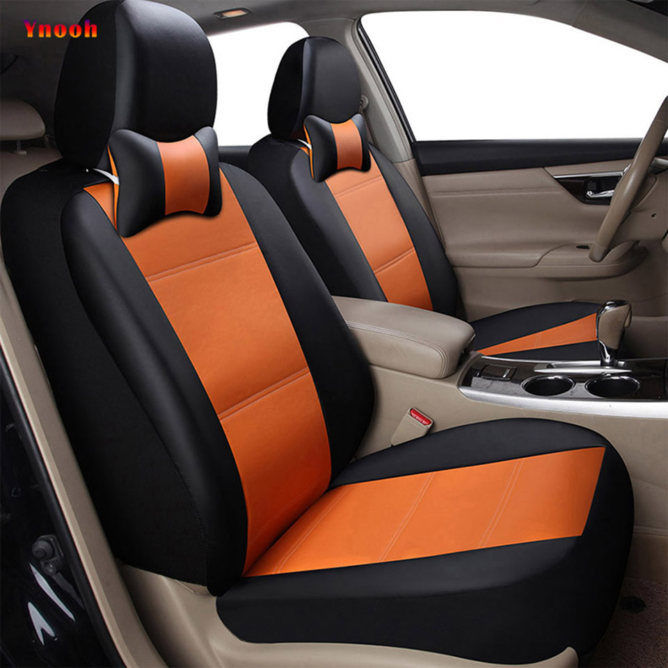 купить Car ynooh car seat cover for nissan qashqai j10 almera n16 note patrol y61 x-trail t31 accessories cover for vehicle seat по цене 5936.18 рублей