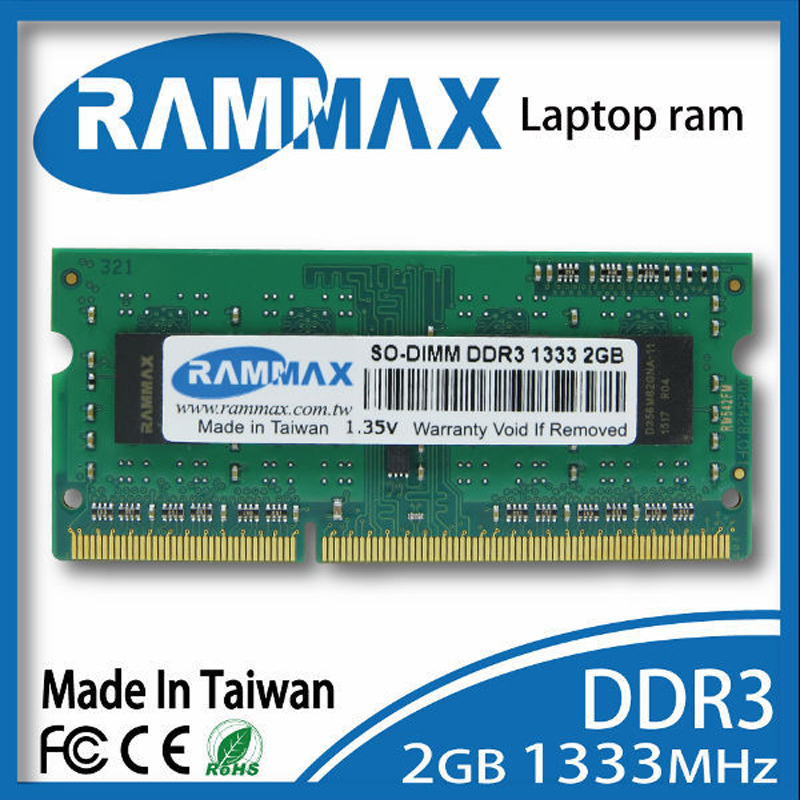 New sealed Laptop Memory Ram1x2GB DDR3 SO-DIMM 1333Mhz PC3-12800 204-pin/CL9/1.5v high compatible with all brand motherboards brand new sealed desktop ddr3 ram 8gb lo dimm1333mhz pc3 10600 memory high compatible with all motherboards of pc free shipping