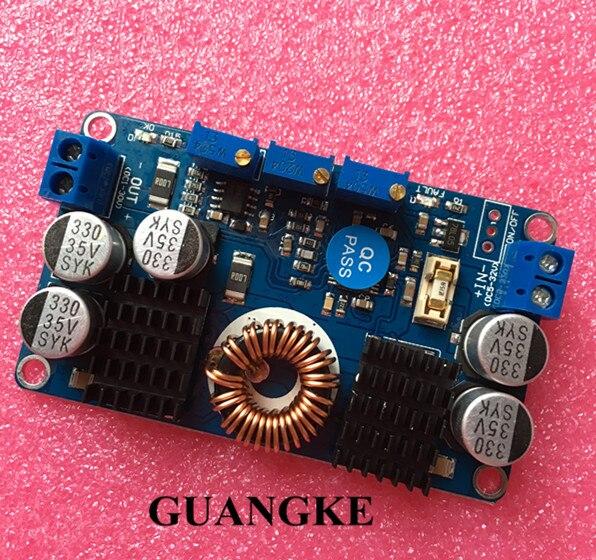 חכם אלקטרוניקה DC 5 v-32 v כדי 1 v-30 v 10A LTC3780 אוטומטי את רגולטור טעינת מודול