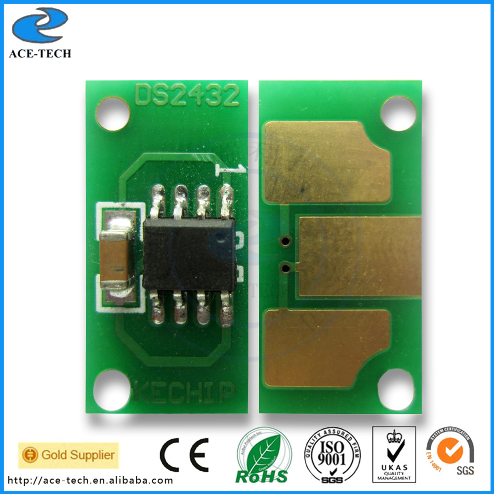 6K Toner reset chip for Konica Minolta PagePro 1300W 1350W 1380MF 1390MF laser printer cartridge 1710567-in Cartridge Chip from Computer & Office