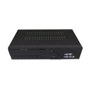 Image 3 - Vmade dekoder cyfrowy DVB T2 odbiornik H.265 HEVC HD lądowych odbiornik TV obsługuje Youtube DVB T Tuner MPEG 4 zestaw dekoder TV