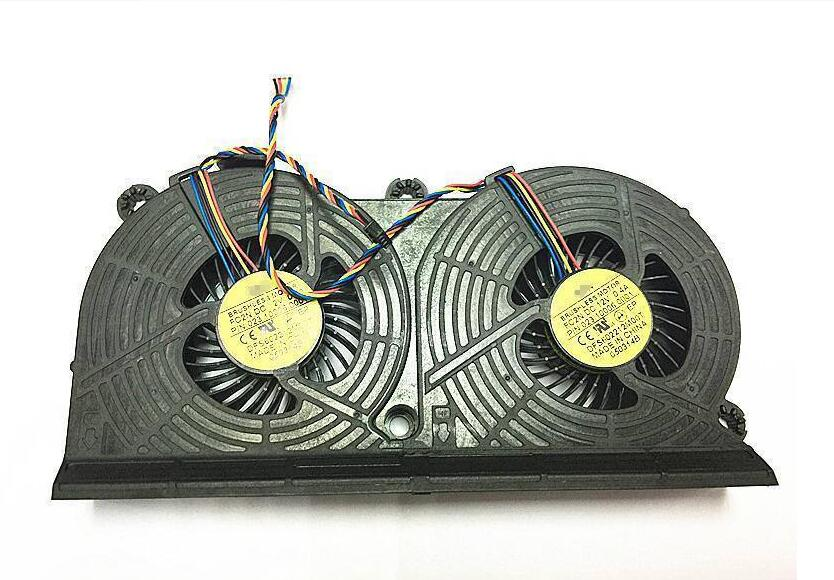 New For HP EliteOne 800 705 G1 All In One PC DFS602212M00T FC2N 023.10006.0001 733489-001 MF80201V1-C010-S9A AIO Cooling Fan 90% new laptop cpu cooling fan for hp eliteone 800 g1 705 g1 733489 001 dfs602212m00t fc2n mf80201v1 c010 s9a 023 10006