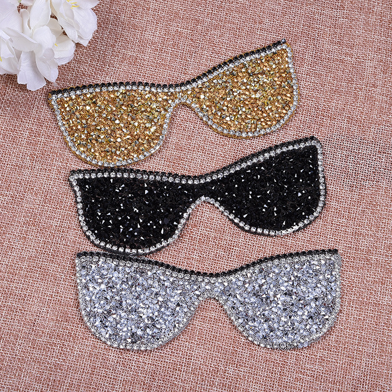 Hot-melt Adhesive Mesh Insert Glasses Patch Garments Paving Material