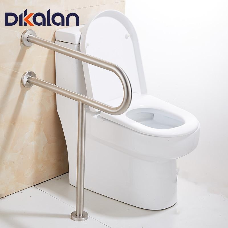 Sliver Toilet Safety Rails for disabled elderly Peopele, support ...
