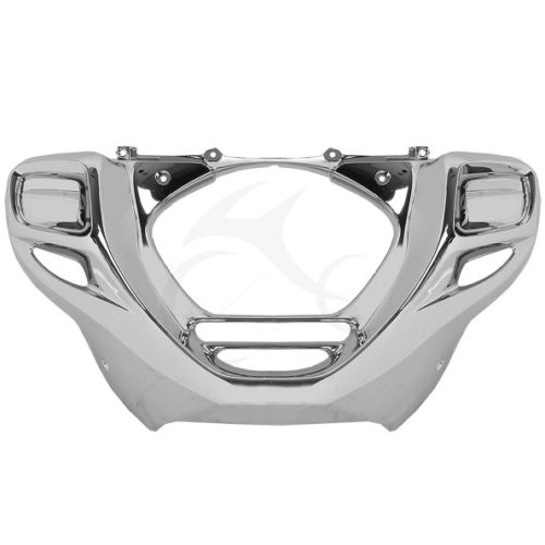 Image 1 - Motorcycle Front Lower Engine Cowl Cover For Honda Goldwing GL1800 2012 2014 2013 F6B 2013 2015-in Covers & Ornamental Mouldings from Automobiles & Motorcycles