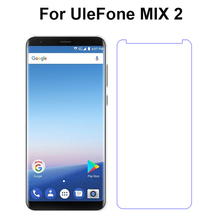 For UleFone MIX 2 Tempered Glass 5.7