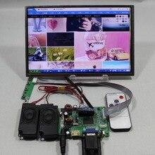 HDMI+VGA+2AV+Audio LCD driver board+10.1inch 1280×800 B101EW05 LP101WX1-SLP2 LCD