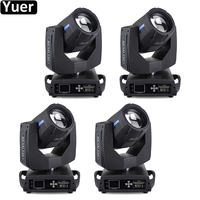 4Pcs/Lot 230W 7R Beam Moving Head Light Prism King Stage Moving Head Lighting For DJ Disco Sound Party Club Bar Stage Lights