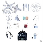 Syma X5C X5C-1 2.4G 4CH 6-Axis RC Helicopter Quadcopter Drone spare parts Main body/ motor/receiver/