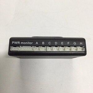 Image 2 - CITYCARAUTO 8 Sensors Parking Car SYSTEM Rear/Front Car LCD Monitor Display Parking Sensor Reverse Backup Radar Kit ACCESSORIES