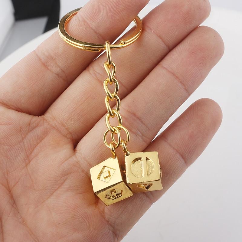Fashion Han Solo star wars Keychain Cool Falcon Keyrings Alloy Pendant Keyring Man Jewelry Accessor