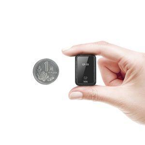 Image 5 - Localizador GPS para coche GF09 dispositivo de grabación anticaída, Control por voz, equipo de seguimiento en tiempo Real