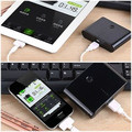 best quality Rechargeable 18650 Lithium Battery 12000mah portable mobile power bank