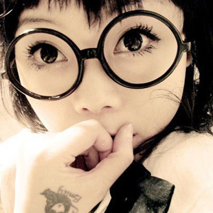 hot sale cheap economic y02 circle glasses frame eyeglasses frame eye box round