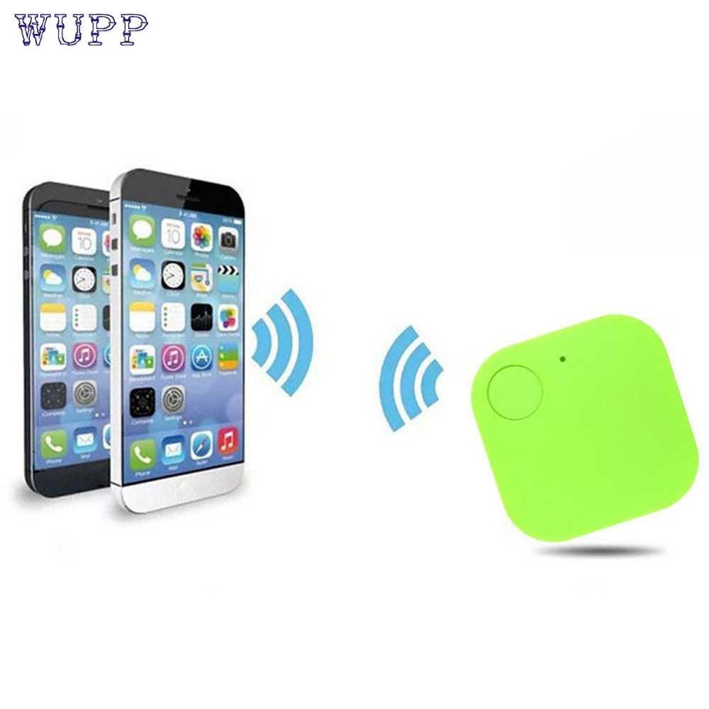Gli animali domestici Intelligente Mini GPS Tracker Anti-Perso Bluetooth Impermeabile Tracer Con anelli chiave Del Sacchetto Del Raccoglitore Per Bambini Attrezzature Finder