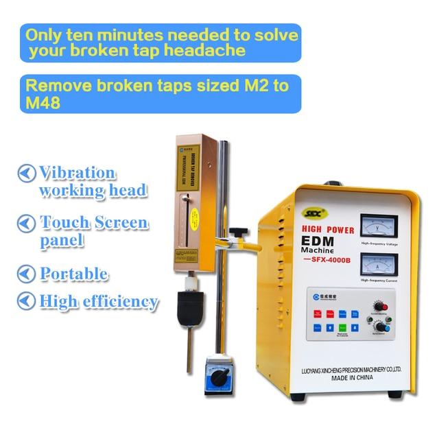 3000w CNC edm die sinker SFX 4000B machine tool with best price for ...