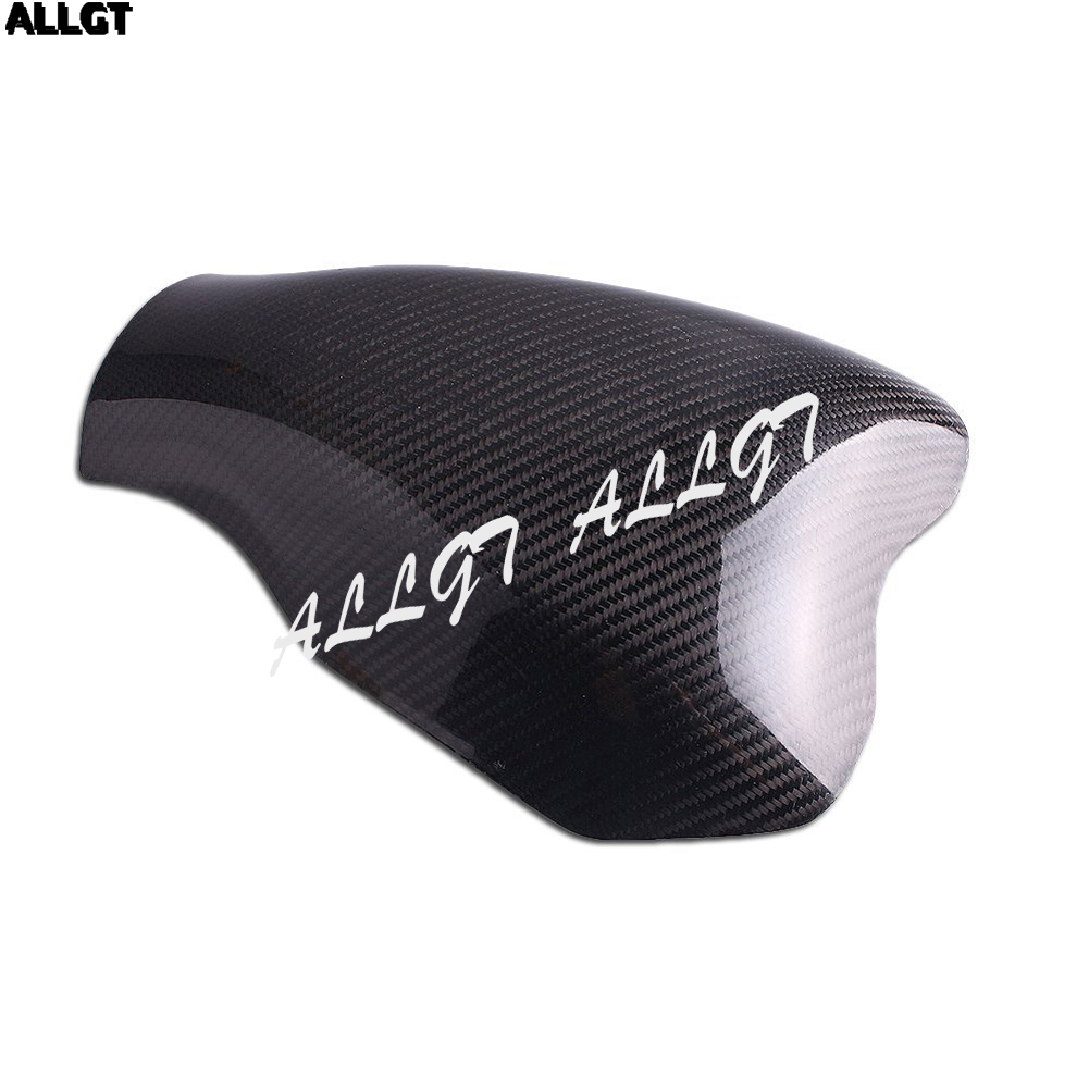 ALLGT New Carbon Fiber Fuel Gas Tank Cover Protector Fits Kawasaki Ninja 250 2008 2009 2010 arashi ninja250 motorcycle parts carbon fiber tank cover gas fuel protector case for kawasaki ninja250 2008 2009 2010 2011 2012