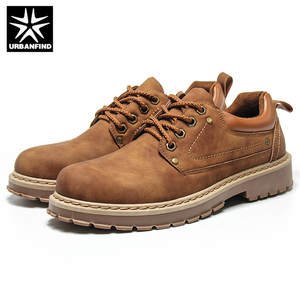 URBANFIND Shoes Martins Waterproof Winter Casual Work Ankle-Botas Men