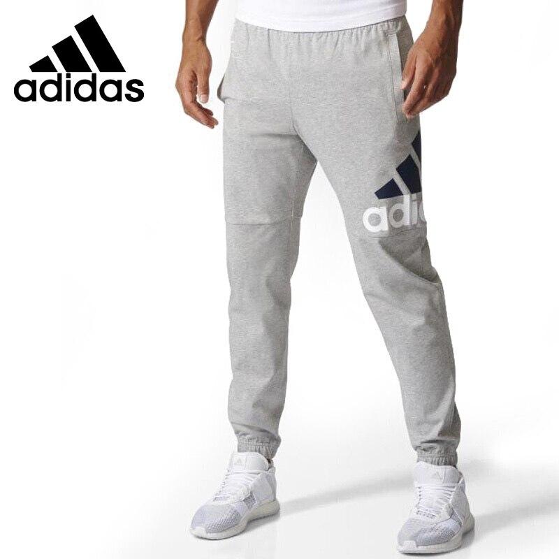 Original New Arrival 2017 Adidas ESS LGO T P SJ Men's Pants Sportswear adidas original new arrival official neo women s knitted pants breathable elatstic waist sportswear bs4904