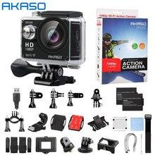 EK5000 WIFI Outdoor AKASO EK5000 Action Camera Video Sports Camera wifi Ultra HD Waterproof DV 12MP 170 Degree Wide Angle