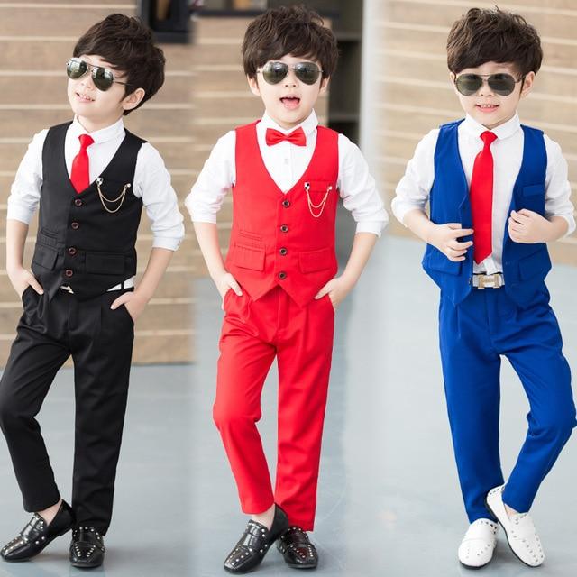 Aliexpress.com : Buy 2017 new wedding flower boy dress good ...