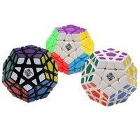 Meganminx Magic Speed Cube 12 Kanten Professionele Educatief Kinderen Speelgoed Cubo Magico Puzzel Magic Cube Brain Tester