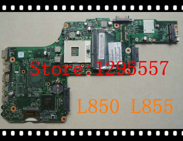 Free Shipping For Toshiba Satellite L855 S5210 Motherboard