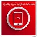 10 pçs/lote remodelação de tela para 5S LCD de qualidade Original preto / branco