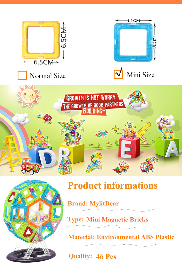 Magnetic Educational Creative discount 2