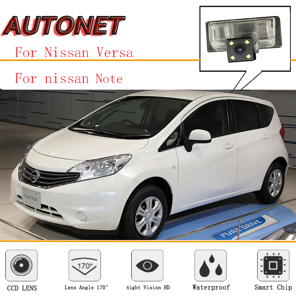 AUTONET camera For <font><b>Nissan</b></font> Note <font><b>E12</b></font> Versa 2012~2018 Backup Camera/Night Vision/CCD Reverse Camera license plate camera image
