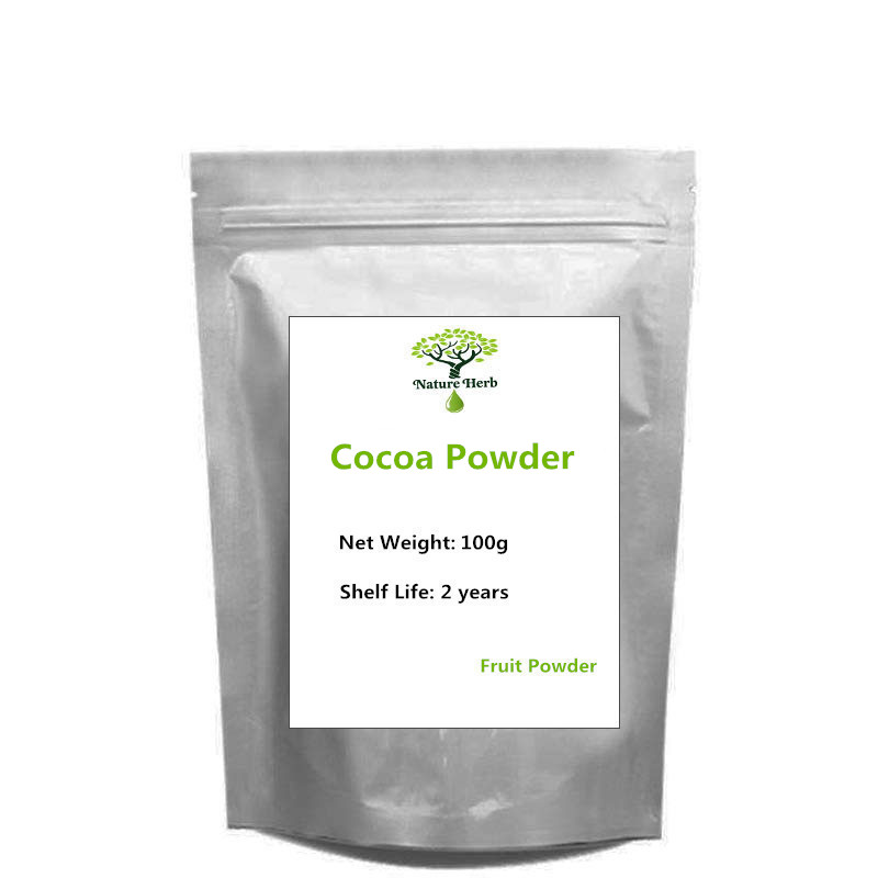 Pure Natural Foods And Drinks 100g~1000g Cocoa Powder