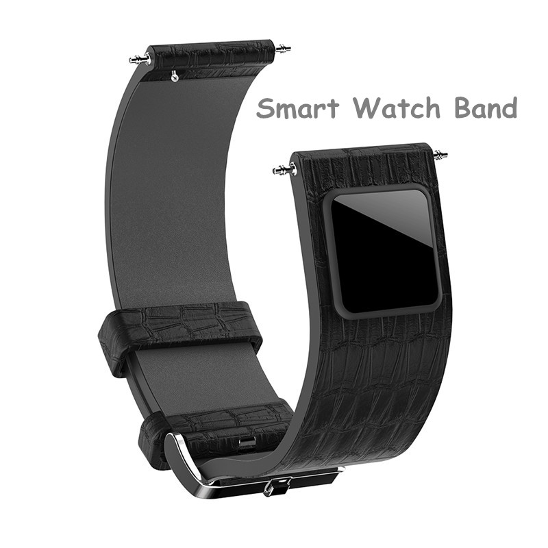 Smart Watch Band Watch Strap Link Bracelet for Universal Watch Smart Watch Band for iWatch Xiaomi Ceramic Smartwatch 210*22*5mm