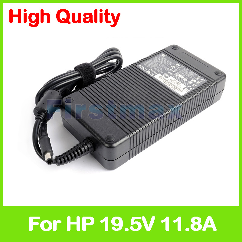 19.5V 11.8A 230W AC power adapter for HP laptop charger 611533-001 PA-1231-66HP 613159-001 641514-001 677765-001 ADP-230DB D 19 5v 6 15a ac power supply adapter 801637 001 849651 001 693709 001 for hp omen 15 5000 15 5100 15 5200 15t 5100 laptop charger