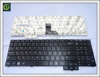 LONG SIZE Russian Keyboard For Samsung R519 NP R519 R719 NP R719 RU Black WITH NUMBERPAD