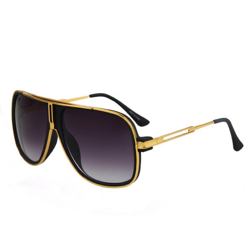 Mode zonnebril mannen vrouwen 2018 luxe merk designer zonnebril dames - Kledingaccessoires - Foto 3