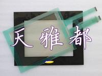 Tela de toque do Painel de Digitador para Pro-face GP2501-SC11 GP2501-TC11 GP2500-TC41-24V-M GP2500-TC11-24V com Sobreposição (proteger filme)