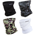 SHIMANO Outdoor Magic Scarf Windproof Sunscreen Mask Seamless Variety for Cycling Climbing Fishing Hat Camouflage 4 Colors