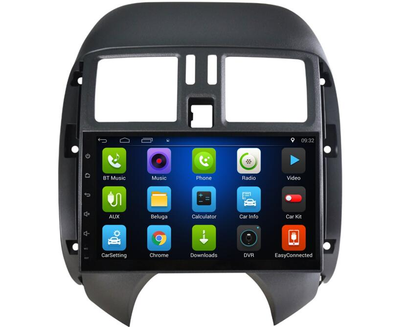 Free Shipping Android 6 0 10 1 inch Car Dvd Gps for Nissan