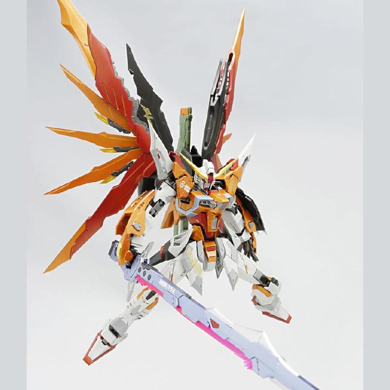 Beautiful Dragon Momoko Gundam Model Mg Zgmf Xs Revolution Destiny Heine  Custom Mobile Suit Kids Toysin Action Toy Figures From Toys Hobbies On With  Heine ...