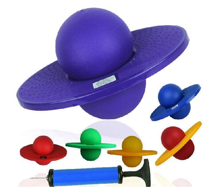 Büyütülmüş! atlama topu zıplatma top hareketi çocuk yetişkin yoga topu fitness ekipmanları için, oyuncaklar kaybetmek canlılık göstermek 6-45years