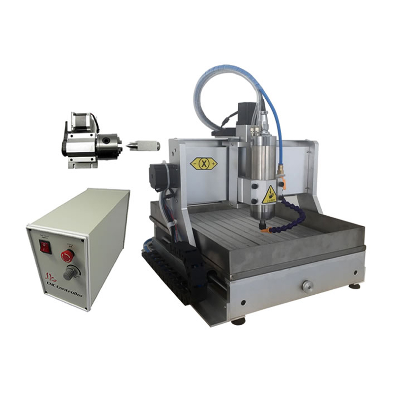 1500W 4axis wood cnc router 3020Z USB port with water tank cnc 3020 cnc router 3020z d 300w spindle 3 or 4axis cnc cutting machine