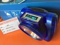 Waterproof IP68 6200mAH 3W Battery Capacity Explosion Proof 15000LX Mining Cap Lamp searchlight