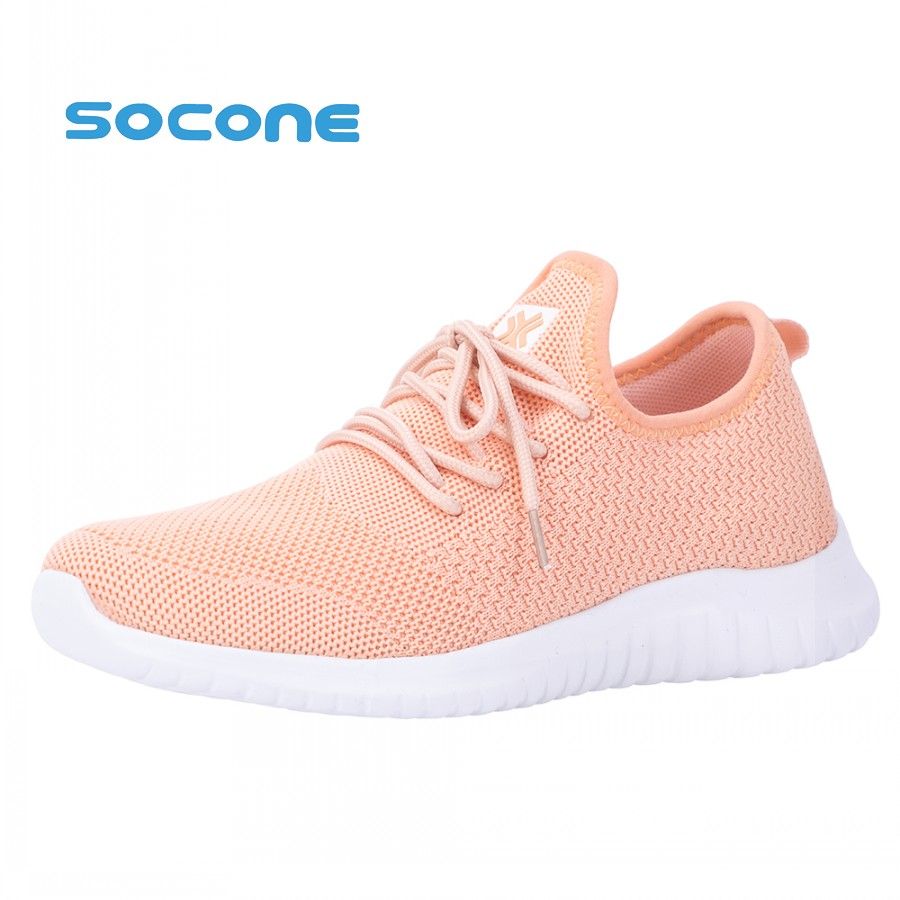 SOCONE Fashion Sneakers Women Summer Light Cushioned Walking Shoes Outdoor Sports Slip-on Breathable Mesh For Comfortable SportSOCONE Fashion Sneakers Women Summer Light Cushioned Walking Shoes Outdoor Sports Slip-on Breathable Mesh For Comfortable Sport
