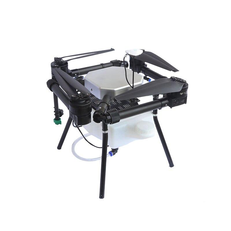 JMRRC X1100 corps principal en alliage d'aluminium cadre d'application industrielle 4 axes en fibre de carbone pliant cadre de Drone agricole 5L 5 KG