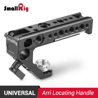 SmallRig DSLR Camera Top Handle Grip Arri Locating Handle With Anti off Cold Shoe Mount For Monitor Microphone Attach 2165