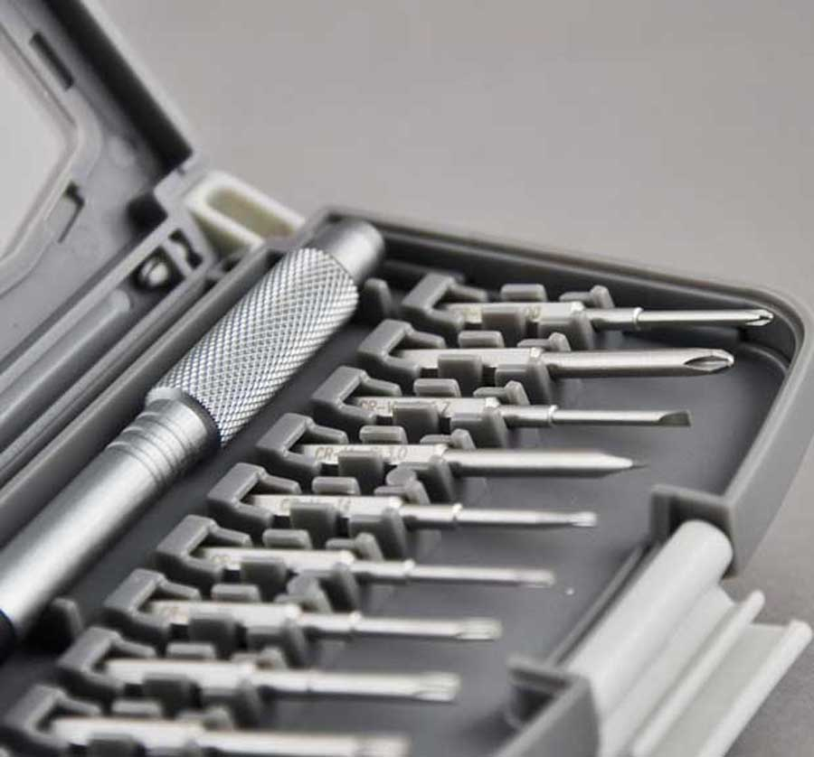 toolbox schroevendraaiers set voor telefoons en telecommunicatie, - Handgereedschap - Foto 5